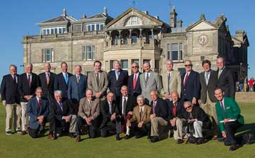 Gabriel Group, St. Andrews, May 2014