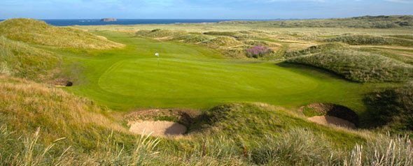Ballyliffin Golf Club - Glashedy Courses
