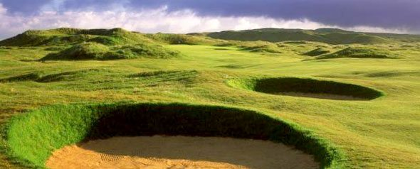 Ballyliffin Golf Club - Old Course