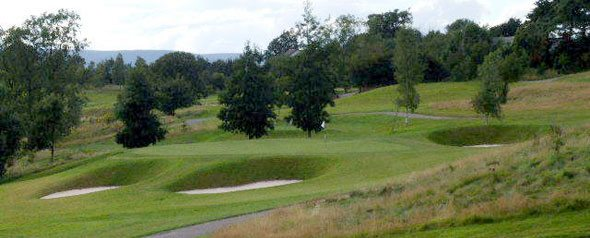 Celtic Manor Resort – Montgomerie Course