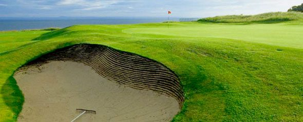 Gullane Golf Club - No.1 Course