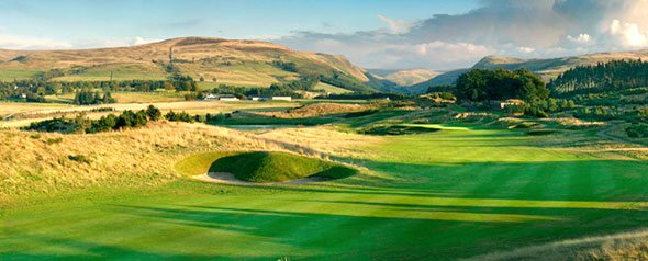 Gleneagles Hotel – PGA Centenary Course