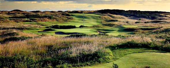 Royal Portrush Golf - Club Dunluce Course