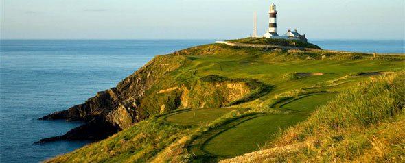 Old Head Golf Links Lighthouse