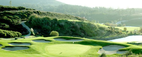 Portugal Golf Courses - Belas Clube de Campo