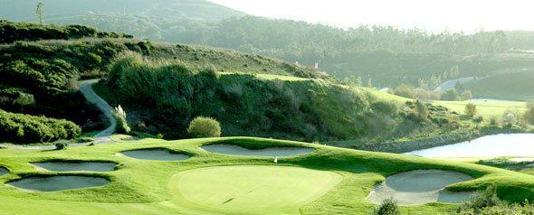 Portugal Golf Courses - Belas Clube de Campo