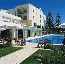 Portugal Algarve Coast Golf Resorts - Dona Filipa Hotel