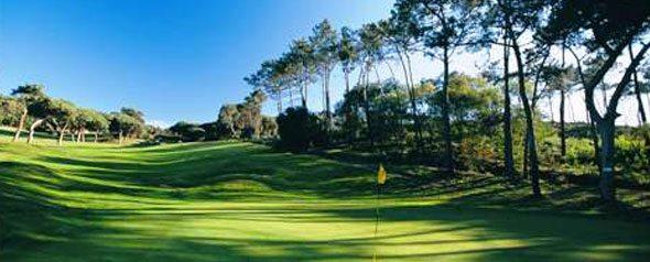 Portugal Golf Courses - Estoril Golf Club