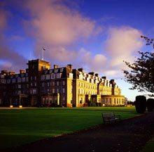 East Scotland Golf Hotels - Gleneagles Hotel and Resort