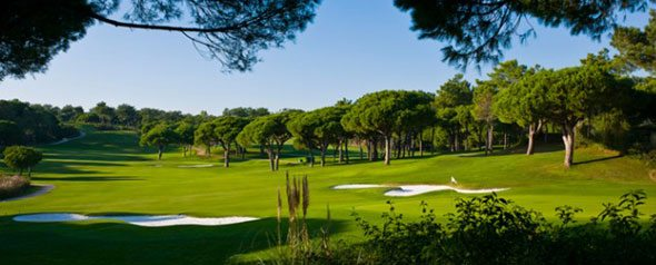 Portugal Golf Courses - Quinta do Lago - South-Course