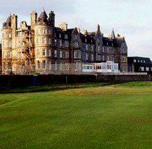 East Scotland Golf Hotels - Macdonald Marine Hotel and Spa