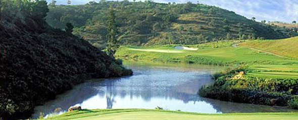 Portugal Golf Courses - Monte Rei Golf an& Country Club - North-Course