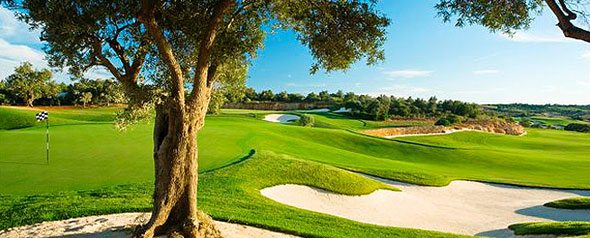 Portugal Golf Course - Oceanico Faldo Course