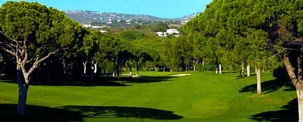 Portugal Golf Courses - Oceanico Old Course -Vilamoura Old