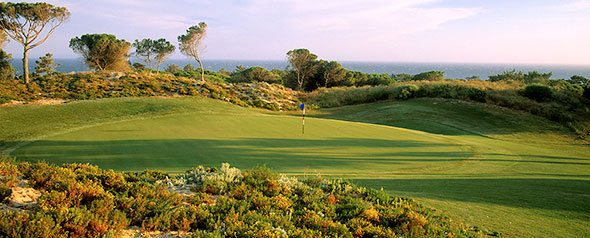 Golf Courses in Portugal - Oitvaos Dunes Golf Resort