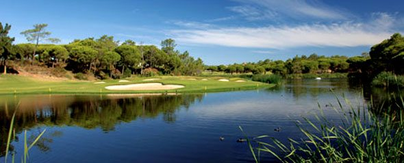 Portugal Golf Courses - Penina Championship Golf Course