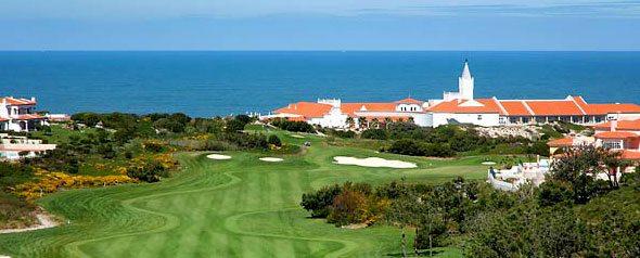 Portugal Golf Courses - Praia del Ray Golf Beach & Resort