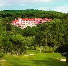 Portugal Golf Resorts - Ritz Carlton Penha Longa Hotel Spa & Golf-Resort