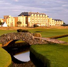 East Scotland Golf Hotels - Saint Andrews Old Course Hotel