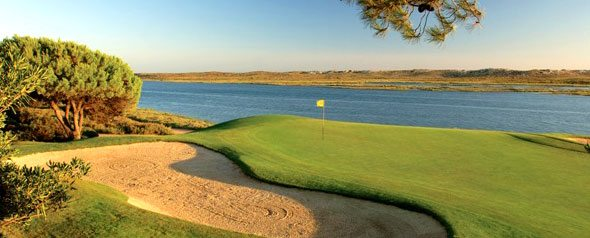 Portugal Golf Courses - San Lorenzo Golf Course