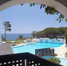 Portugal Algarve Coast Golf Resorts - Sheraton Algarve pool