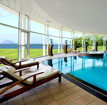 West Coast Scotland Golf Resorts - Turnberry - Interior Pool