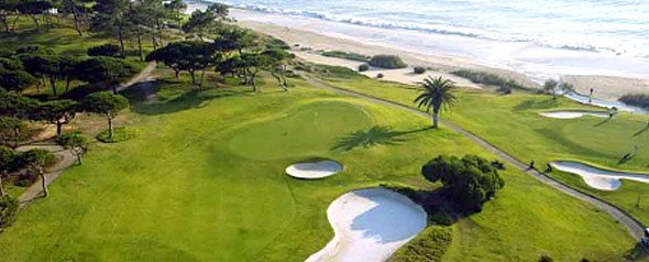 Portugal Golf Courses - Vale do Lobo Golf Club - Ocean-Course