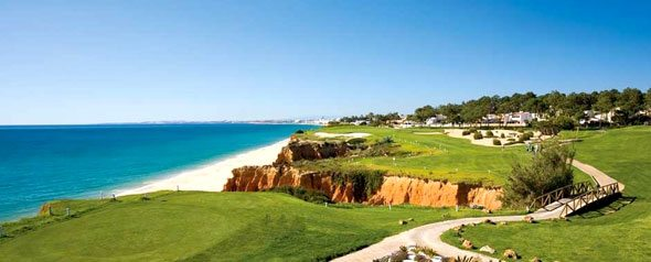 Portugal Golf Courses - Vale do Lobo Golf Club - Royal Course