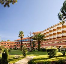 Portugal Algarve Coast Golf Resorts - Hotel Quinta do Lago