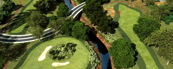 Portugal Golf Courses - Oceanico O'Connor Jnr Course