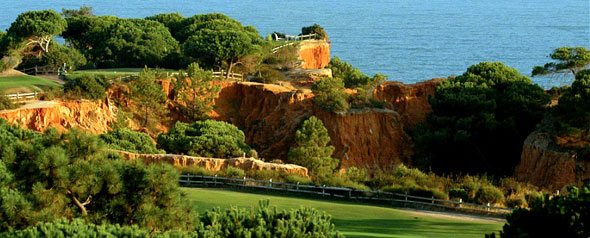 Portugal Golf Courses - Pine Cliffs Golf Country Club