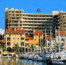 Portugal Algarve Coast Golf Resorts - Vila Gale Marina Hotel