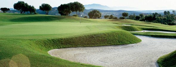 Almenara Golf Club Costa del Sol Spain
