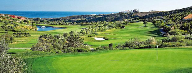 Finca Cortesin Golf Club Costa del Sol