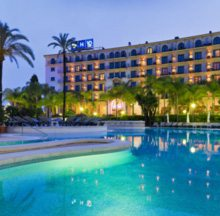 H10 Andalucia Plaza Hotel and Casino