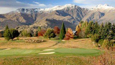 Millbrook Golf Resort New Zealand