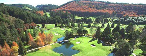 Wairakei International Golf Course New Zealand