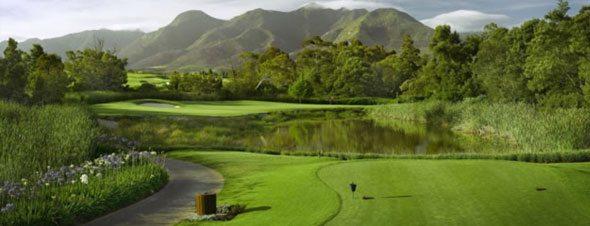 Fancourt Montagu Course South Africa