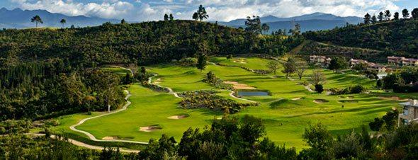 Simola Golf Course South Africa