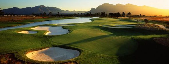 The Pearl Valley Golf Estates Course South Africa