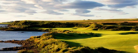 Kingsbarns Golf Links Ranked #18 on Golf Digest's list 100 Greatest Courses outside the US
