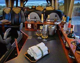 golf bus transporation